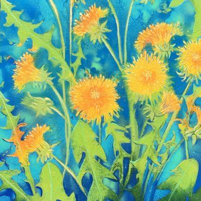 11-Wild-Garden-Dandelions-30X20cm
